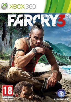 FarCry 3 (Seminovo) XBOX3...