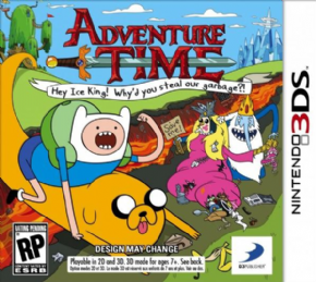 Adventure Time: Hey Ice K...