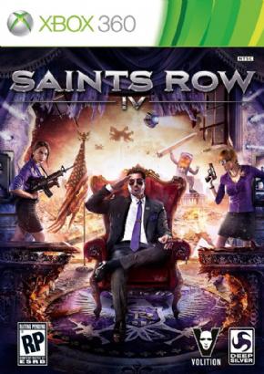 Saints Row IV Commander C...
