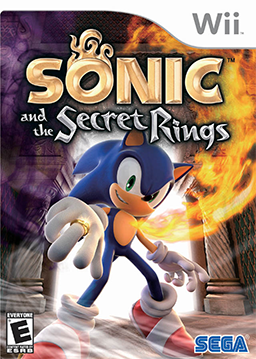 Sonic and the Secret Ring...