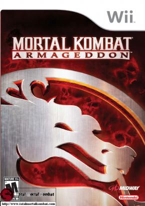 Mortal Kombat: Armageddon...