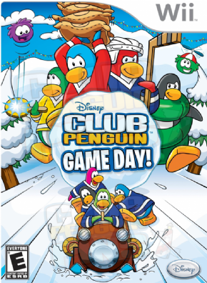 Club Penguin: Game Day! W...