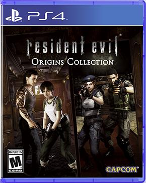 Resident Evil Origins Col...