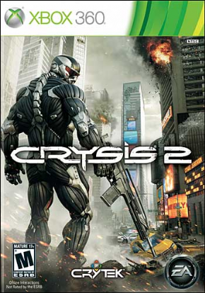 Crysis 2 (Seminovo) XBOX3...