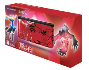 Nintendo 3DS XL - Pokemon...