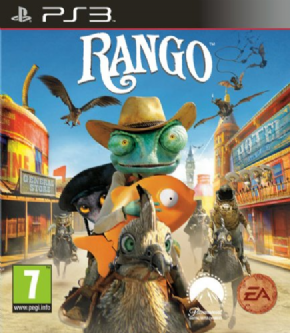 Rango (Seminovo) PS3