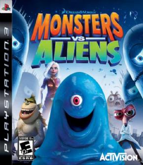 Monster vs Aliens (Semino...