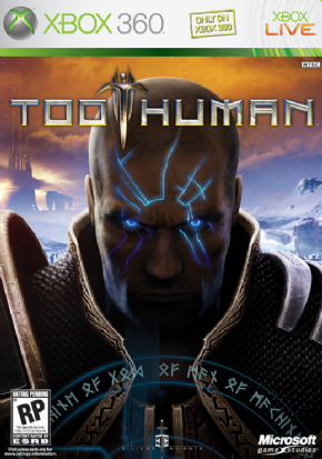 Too Human (Seminovo) XBOX...
