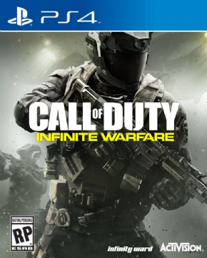 Foto Call of Duty: Infinite Warfare Standart PS4