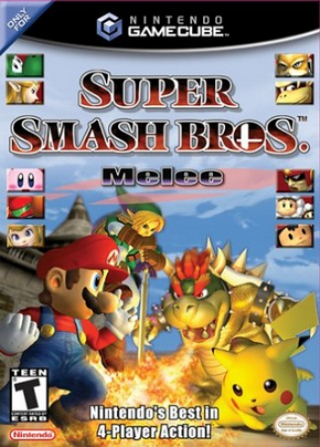 Super Smash Bros Melee (S...