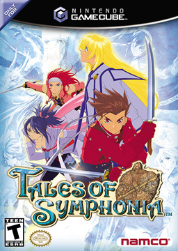 Tales of Symphonia Game Cube - Seminovo