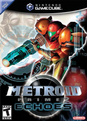 Metroid Prime 2 Echoes (S...