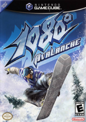 1080 Avalanche Game Cube...