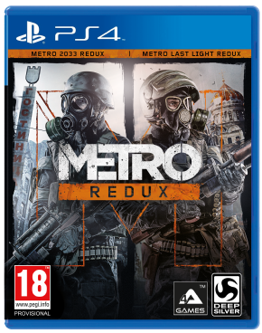 Metro Redux (Seminovo) PS...