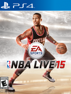 NBA Live 15 PS4 - Seminov...