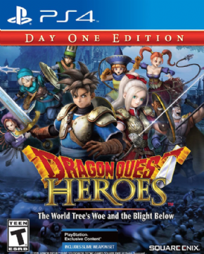 Dragon Quest Heroes (Semi...