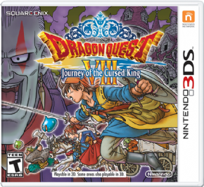 Dragon Quest VIII: Journe...
