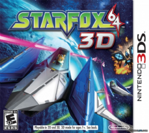 Star Fox 64 (Seminovo) 3D...