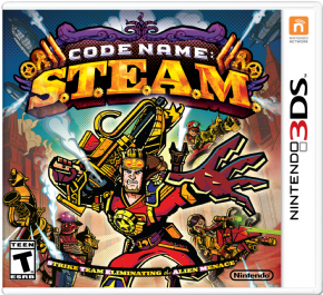 Codename S.T.E.A.M. 3DS