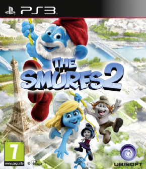 The Smurfs 2 (Seminovo) P...
