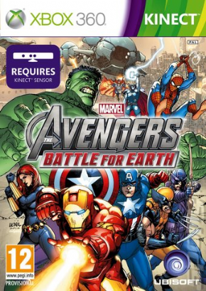 Marvel Avengers: Battle f...