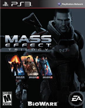 Mass Effect Trilogy PS3 -...