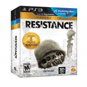 Resistance Collection PS3...