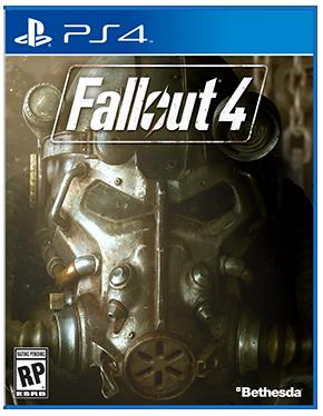 Fallout 4 (Seminovo) PS4