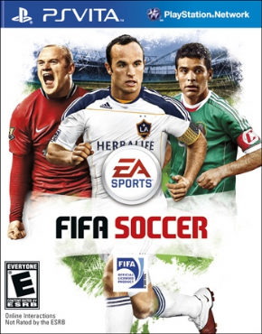 FIFA Soccer (Seminovo) PS...