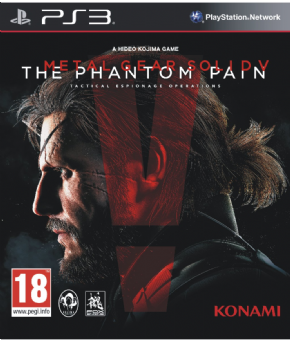 Metal Gear Solid V: The P...