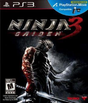 Foto Ninja Gaiden III (Seminovo) PS3