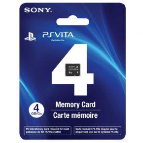 Cartão Memória 4GB PsVita