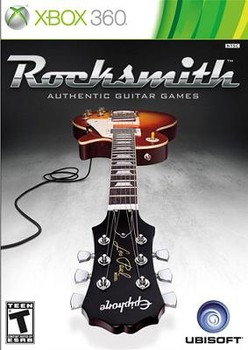 Rock Smith (Seminovo) XBO...