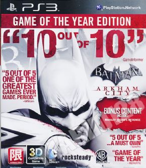Batman: Arkham City - Gam...