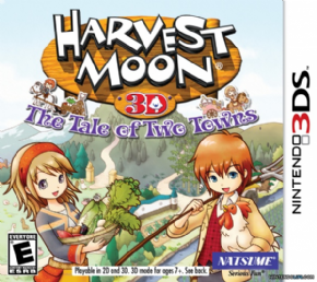 Harvest Moon 3D - The Tal...