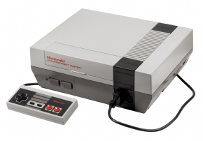 Foto Nintendo Entertainment System + Jogo (Seminovo)