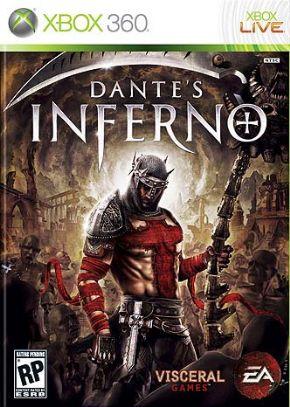 Foto Dantes Inferno XBOX360