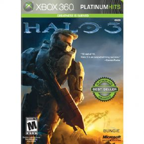 Halo 3 XBOX360 - Seminovo