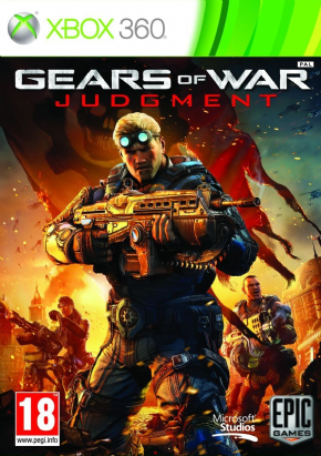 Gears of War Judgment XBO...