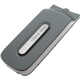 HD 120GB XBOX 360 - Semin...