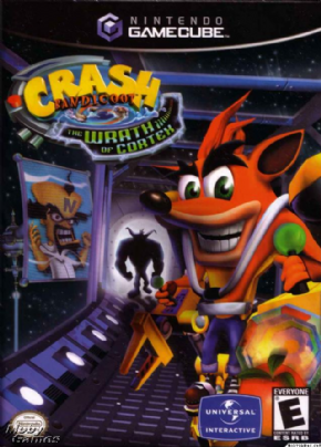 Crash Bandicoot  (Seminov...