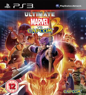 Ultimate Marvel vs Capcom...