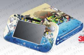Adesivo 02 - Wii U