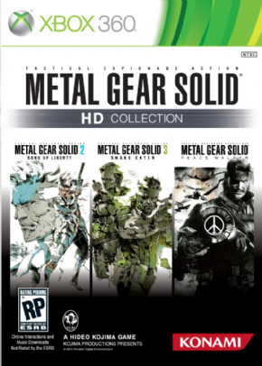 Metal Gear Solid HD Colle...