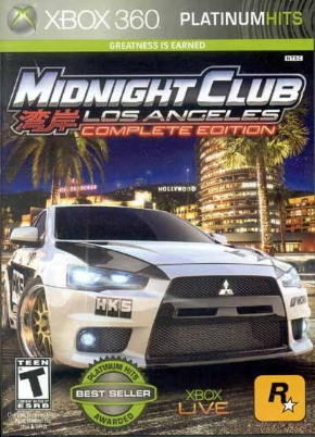 Midnight Club: Los Angele...
