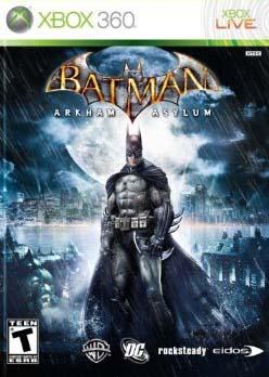 Batman Arkham Asylum (Sem...