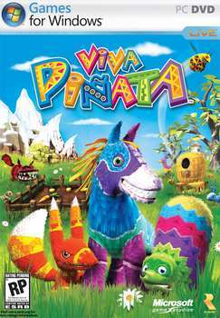 Viva Pinata PC-DVD - Semi...