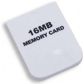 Memory Card 16MB Game Cub...