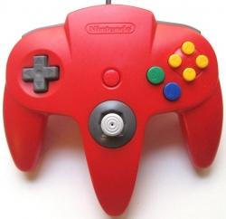 Controle Nintendo 64 - Ve...