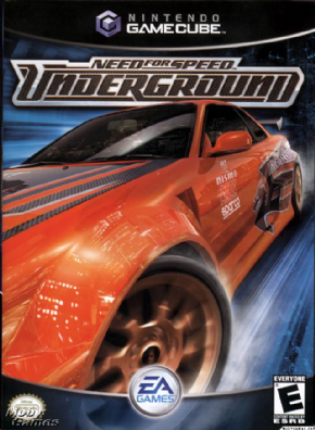 Need for Speed Underground Game Cube - S...
